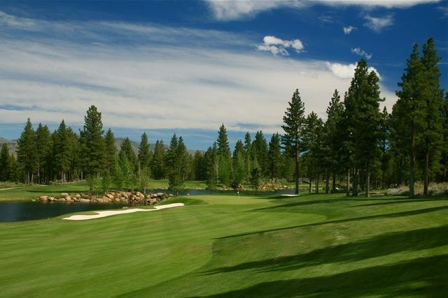 Northern Nevada homes on golf courses